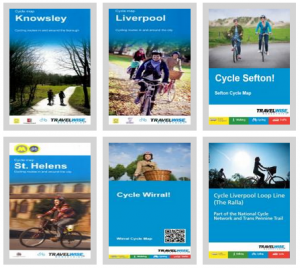 Cycle Maps and Routes